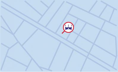 djeram pijaca mapa PROFIKO :: Prodajna mesta / Beograd / Đeram pijaca djeram pijaca mapa